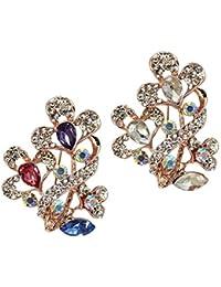 TIED RIBBONS Set Of 2 Designer Scarf Pin Brooch Saree Pin Brooch For Wedding Saree Pin For Women Latest Design