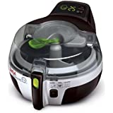 Tefal ActiFry Low Fat Electric Fryer, 1.5 kg - Black