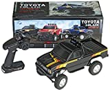 Thunder Tiger T6603-F133-A2 Toyota Hilux 1:12 Pick-up Truck, RTR, Offroad 4WD, Schwarz