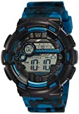 Sonata Digital Black Dial Men's Watch-77053PP01