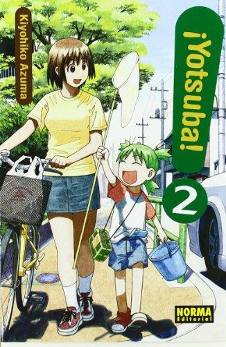 Yotsuba! 2 por Kiyohiko Azuma