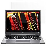 atFolix Folie für Fujitsu Lifebook T904 Displayschutzfolie - 2 x FX-Antireflex-HD hochauflösende entspiegelnde Schutzfolie