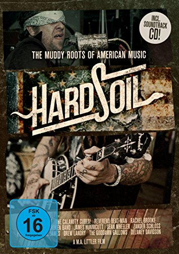 Hard Soil: The Muddy Roots Of American Music (+ Audio-CD) [2 DVDs] [Edizione: Germania]