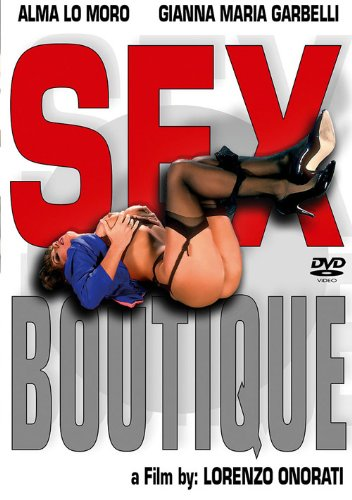 Die Liebestolle Sex-Boutique