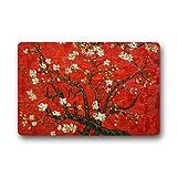 Personal Custom cherry bl¨¹hende roten Fu?matten Doormat Outdoor Indoor 18