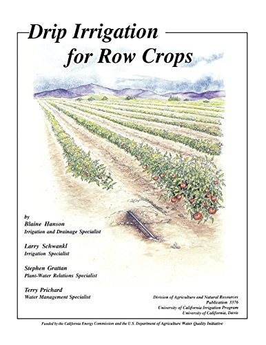 Drip Irrigation for Row Crops por Blaine Hanson
