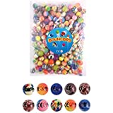 MunchieMoosKids 27mm Bouncy Balls - Pack of 20