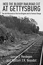 In the Bloody Railroad Cut at Gettysburg: The 6th Wisconsin of the Iron Brigade and its Famous Charge