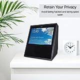 olixar Amazon Echo Show Kamera Cover–Webcam–Sichtschutz Folie–Kompatibel Laptop, Tablets & Smartphones Anti Hack–3Pack