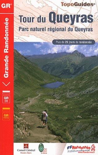 Tour du Queyras : parc régional du Queyraas par FFRandonnée