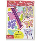 Melissa and Doug Simply Crafty - Whimsical Wands, Multi Color