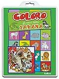 Scarica Libro Coloro gli amici della savana Baby color Ediz a colori (PDF,EPUB,MOBI) Online Italiano Gratis