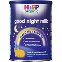 HiPP Organic From 6 Months Good Night Milk 350 g (Pack of 4) preiswert