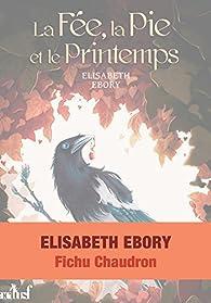 Fichu chaudron par Elisabeth Ebory