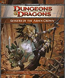 Seekers of the Ashen Crown (Dungeons & Dragons)
