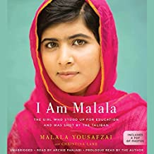 I Am Malala: The Girl Who Stood Up for Education and Was Shot by the Taliban - Library Edition