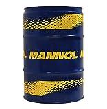 MANNOL 1 x 60L TS-5 UHPD 10W-40 API CI-4/LKW Busse Synthetisches Motoroel VDS-3 ACEA E7