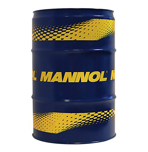 1 x 60L MANNOL TS-5 UHPD 10W-40 API CI-4 / NKW Synthetisches Motoröl VOLVO VDS-3 ACEA E7