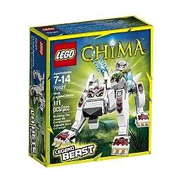 LEGO Legends of Chima - Wolf Legend Beast - 70127