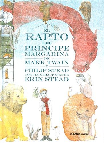El rapto del príncipe Margarina (Los álbumes)