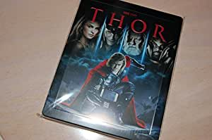 Thor - UK Exclusive Limited Edition Steelbook Blu-ray (With French Language)