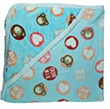 Tinny Tots Baby Wrapping Blanket (Mint)