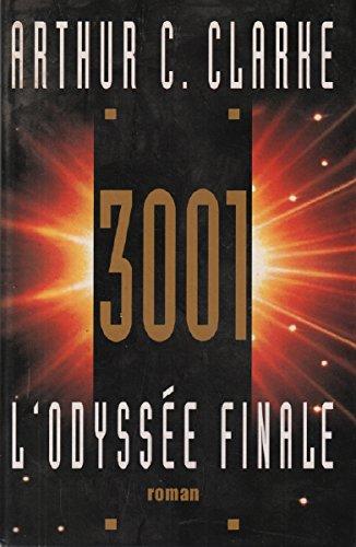 3001 l'odyssée finale par (Broché)