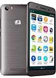 (CERTIFIED REFURBISHED) Micromax Canvas Juice 4G (Grey, 8GB)