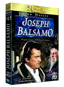 Joseph Balsamo - Coffret 2 DVD