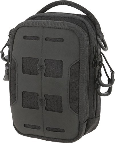 CAP Compact Admin Pouch Black by Maxpedition -