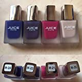 #7: JUICE Matte Nail Polish (Set of Four) {One Nail Polish Remover Box Free}