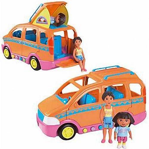 Dora L'exploratrice : Le Camping Car Bilingue