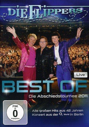 Die Flippers - Best of Live: Die Abschiedstournee 2011 (Dvd-flipper)