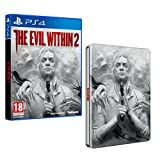 The Evil Within 2 - SteelBook Edition [Esclusiva Amazon] - PlayStation 4