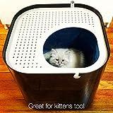ModKat Katzentoilette Farbe: rosa - 5