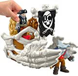 Fisher-Price Imaginext Pirate Billy Bones' Boat by Fisher-Price