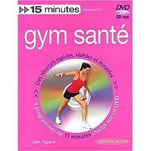 Gym santé : Tonus, minceur et souplesse (1DVD)