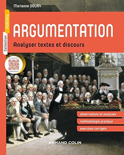 Argumentation - Analyser textes et discours