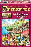 Hans im Glück 48201 - Carcassonne 8. Erweiterung
