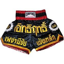 Lumpinee Muay Thai Kick Boxeo Pantalones Boxeo Tailandes : LUM-017 Talla M