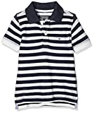 Tommy Hilfiger Boy's Ame Rugby Stripe S Polo Shirt