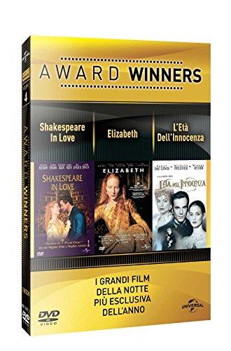 L' Shakespeare In Love / Elizabeth / Eta' Dell'Innocenza  - Oscar Collection (3 Dvd) [Italia]