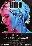 Premium Poster/Plakat   DIN A1   Wanddeko   Live Konzert