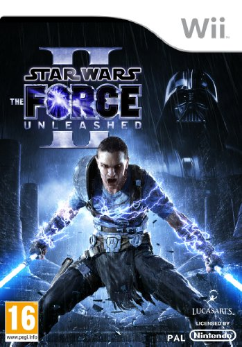 STAR WARS THE FORCE UNLEASHED IMPORTACION FRANCESA