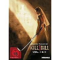 Kill Bill: Volume 1+2 - Mediabook
