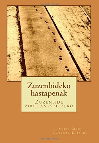 Zuzenbideko hastapenak: Zuzenbide zibilean aritzeko por D. Mikel Mari Karrera Egialde