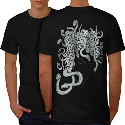 nst Fantasie Angst Faktor Herren S T-shirt Zurück | Wellcoda (Faktor Angst-spiele Für Halloween)