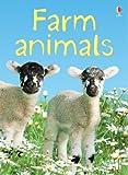 Farm Animals (Usborne Beginners)