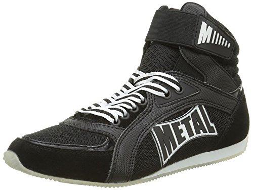 Metal Boxe Viper1 Botas, talla 42, color negro