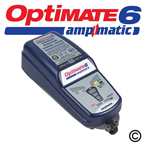 Optimate 6 Batterieladegerät 12v Motorrad Auto Smart Automatik Batterieladegerät Optimiser -